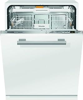 Miele G 4994 SCVi lavavajilla Semi-incorporado 14 cubiertos A+++ - Lavavajillas (Semi-incorporado, Blanco, Tamaño completo (60 cm), Acero inoxidable, Botones, 1,7 m)