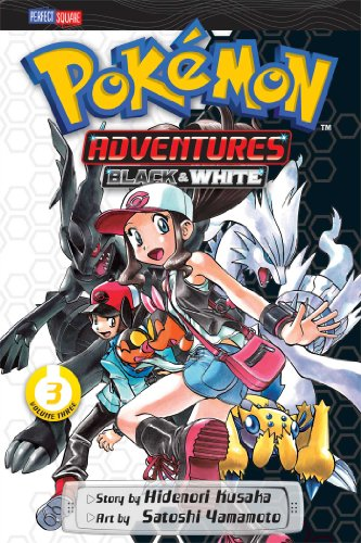 POKEMON ADV BLACK & WHITE GN VOL 03
