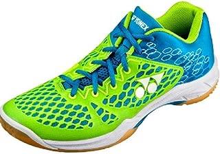 YONEX Power Cushion 03 Mens Indoor Court Shoe (Blue/Lime) (8)