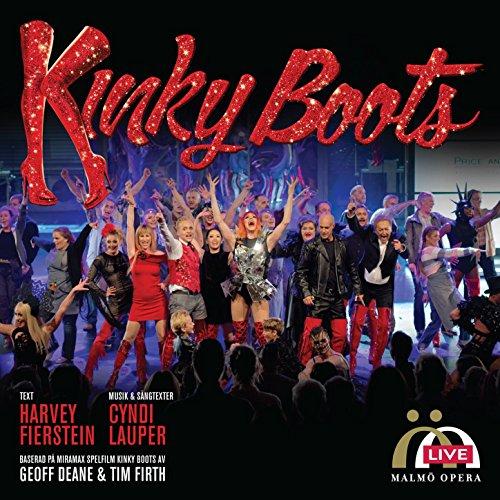 Kinky Boots - live Malmö Opera