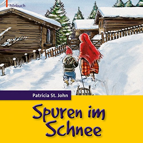 Spuren im Schnee audiobook cover art