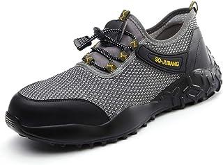 Chaussure de Sécurité Homme et Femme avec Embout de Protection en Acier Chaussures de Travail