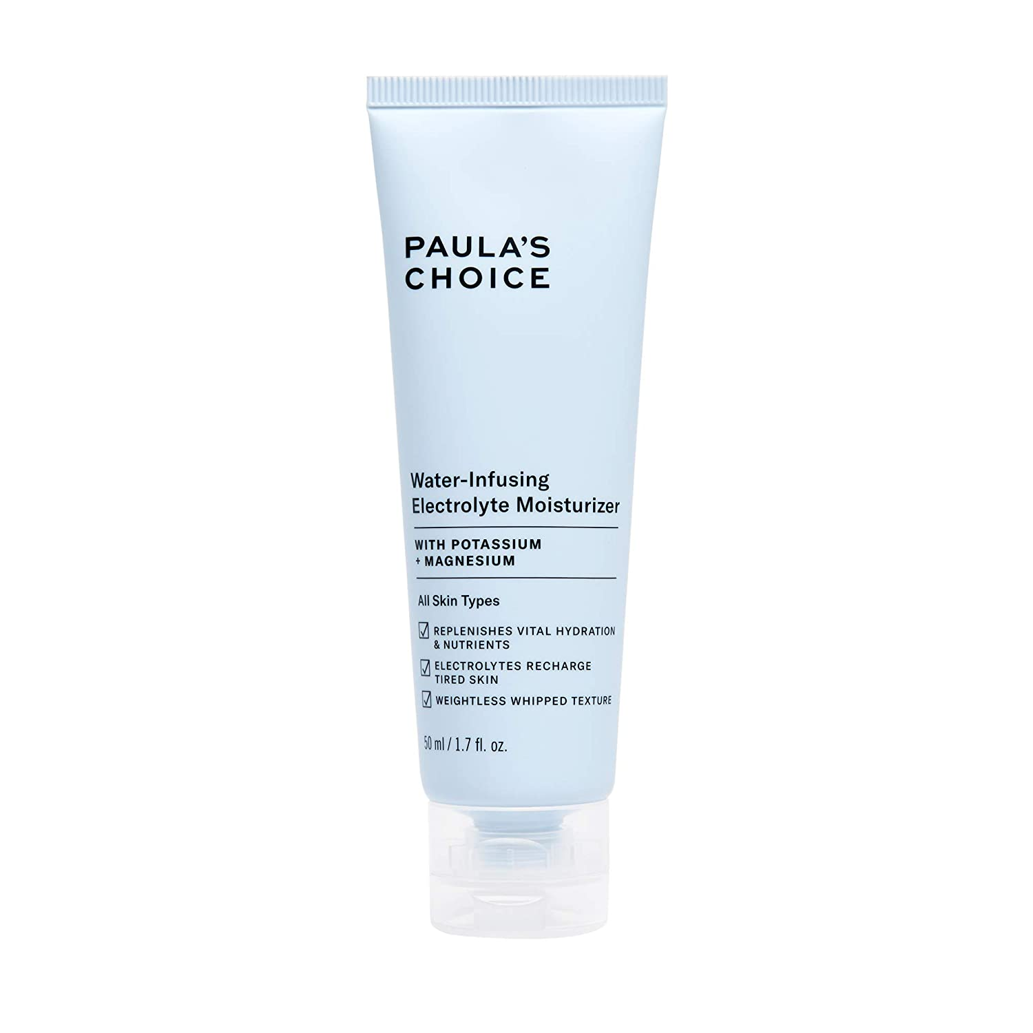Paula's Choice Cheap Water-Infusing Electrolyte Moisturizer Face Credence Ligh