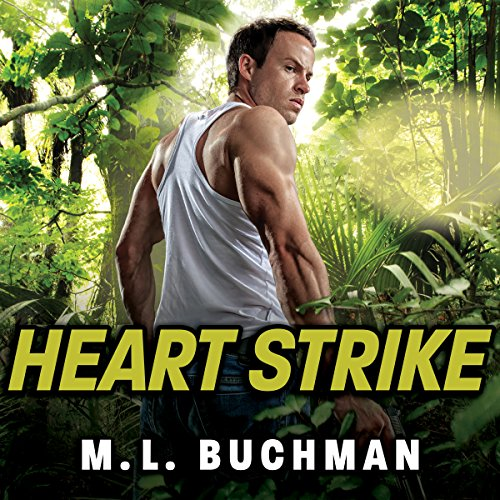 Heart Strike audiobook cover art