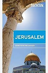 Moon Jerusalem (Travel Guide) Paperback