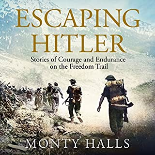 Escaping Hitler cover art