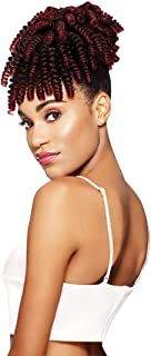 OUTRE TIMELESS PINEAPPLE PONYTAIL CURLETTE MEDIUM - 1B