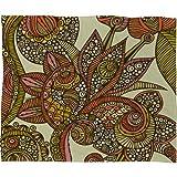 Deny Designs Valentina Ramos Dina Fleece Throw Blanket, 50 x 60