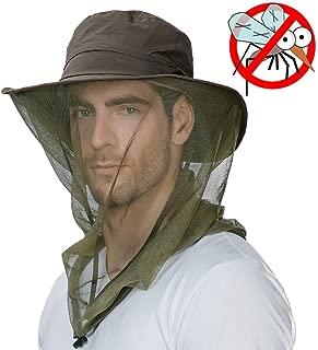 Mens Safari Sun Blocker Protection UPF50 Fishing Bonnie Bush Hat Bucket for Women 56-60cm