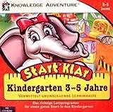 Startklar Kindergarten 3-5 Jahre -