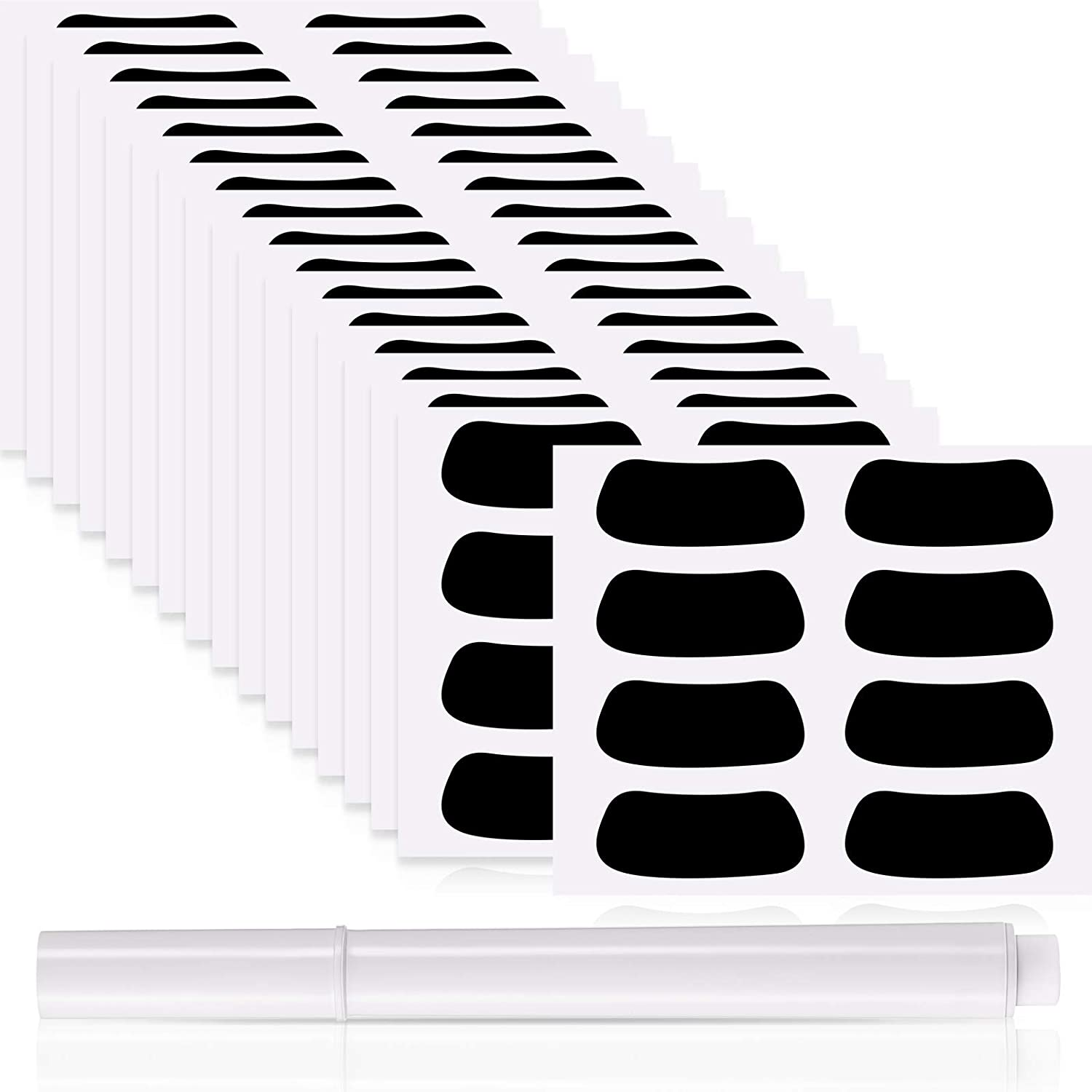 72 Pairs Eye Sale Black Mail order Strips Sports E Stickers Breathable