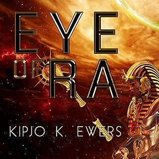 Eye of Ra audiobook cover art