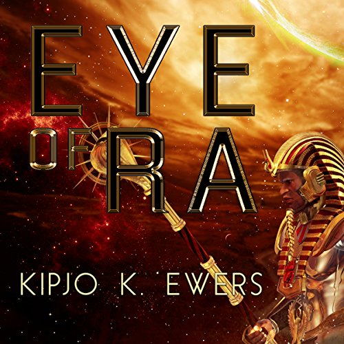 Eye of Ra audiobook cover art