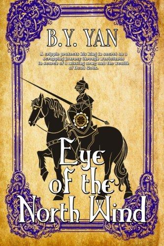 Book: Eye of the North Wind by B.Y. Yan