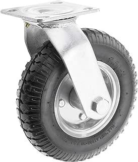 Roue de brouette Solide 50 Kg 6x2 152x50 mm pour charettes Chariots et Plates-Formes de Transport PrimeMatik