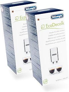 DELONGHI 2 X SER3018 Détartrant écologique pour Machine à café 500ml
