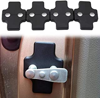 Door Lock Cover Buckle Striker Catch Protection for Chevrolet Lacetti 2002-2009 Optra 2004-2013 Etpica 2006-2011