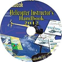 Helicopter Instructor's Handbook 2012 Manual Flight Pilot Training Book on CD