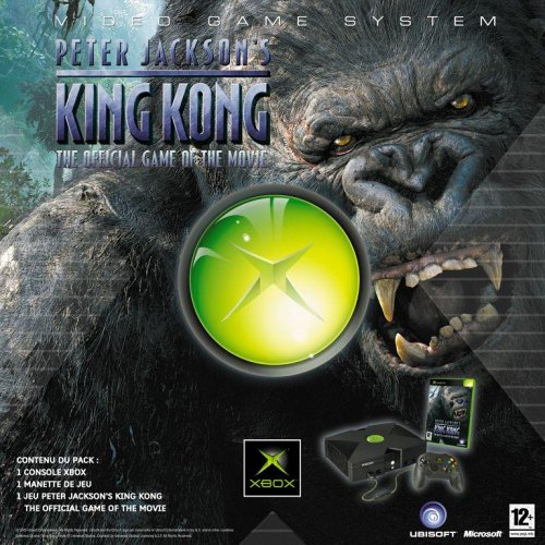 Xbox + king kong