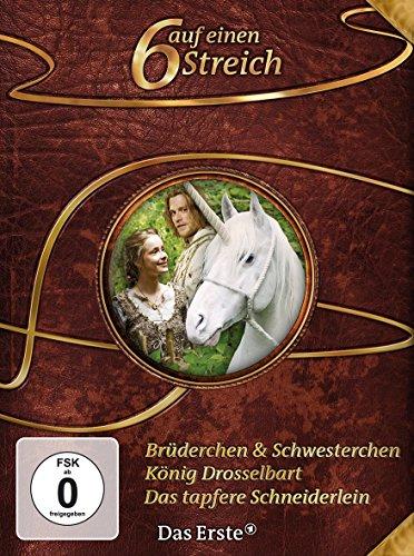 Sechs auf einen Streich - Märchenbox, Vol. 1 (3 DVDs)