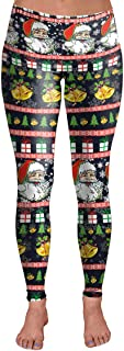 christmas penguin leggings