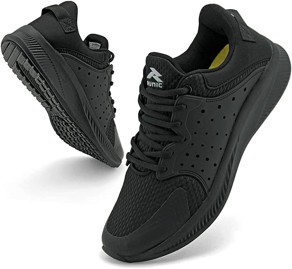 Mens Womens Athletic Shoes, Running Shoes, Non Slip Tennis Shoes