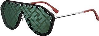 Fabulous FF M0039/G/S Black/Green 99/1/145 Men Sunglasses