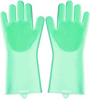 Best green rubber gloves Reviews