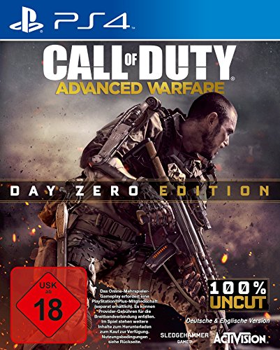 Activision Call of Duty: Advanced Warfare, PS4 [Edizione: Germania]