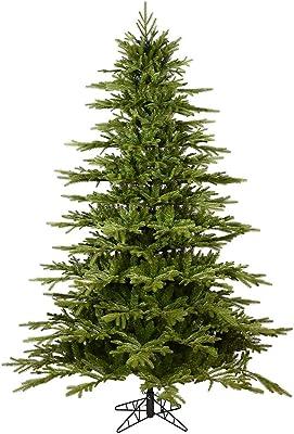 Vickerman Kamas Fraiser Fir Christmas-Trees, 7.5', Green