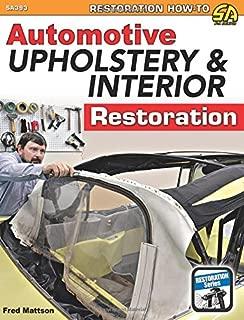 automotive upholstery shop