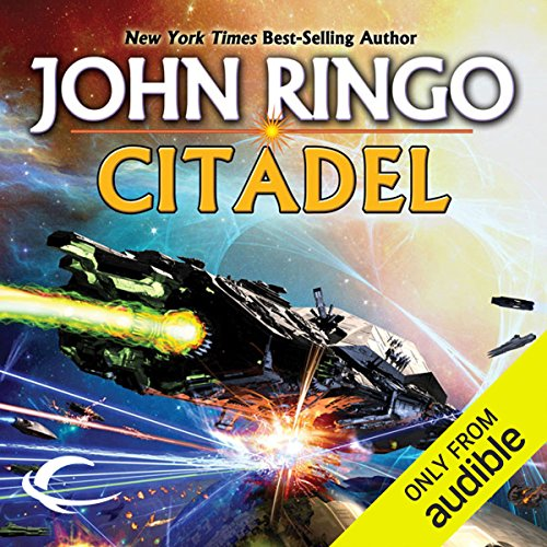Citadel     Troy Rising, Book Two              By:                                                                                                                                 John Ringo                               Narrated by:                                                                                                                                 Mark Boyett                      Length: 15 hrs and 35 mins     2,745 ratings     Overall 4.5