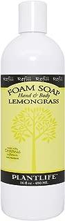 Lemongrass Hand & Body Foam Soap - 16oz Refill