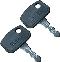 68920 Pair (2 keys) IgnitionKey Fits Kubota RTV UTV Utility Vehicles B BX F GR ZD RTV500 RTV900
