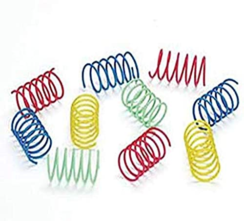 Ethical Wide Colorful Springs Cat Toy product image
