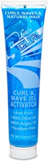 Lusters S-Curl Wave Jel & Activator 6 Ounce (177ml) (2 Pack)