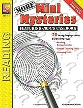 More Mini Mysteries