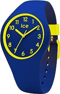 Ice-Watch - Ice Ola Kids Rocket - Montre Bleue pour Garçon avec Bracelet en Silicone - 014427 (Small)