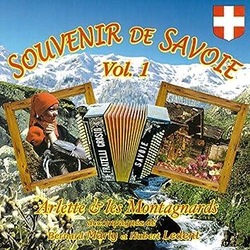 Souvenir de Savoie, Vol. 1