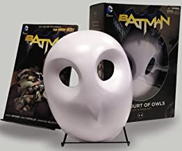 Batman: The Court of Owls Mask and Book Set (The New 52) (Batman: The New 52) PDF