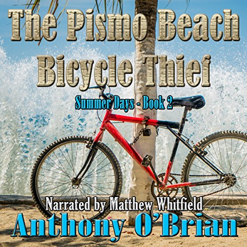 The Pismo Beach Bicycle Thief audiobook cover art