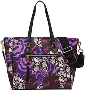 Marc Jacobs Printed Baby Bag Travel Gym Bookpack Tapestry Nylon Baby Diaper