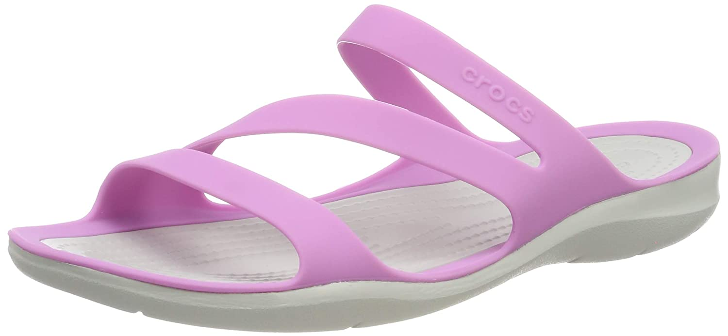 Crocs Swiftwater Wave Womens 10 /& 11 Vibrant Violet NEW WITH TAGS