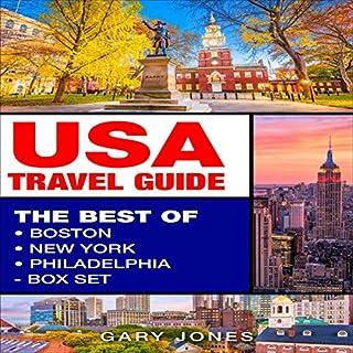 USA Travel Guide audiobook cover art