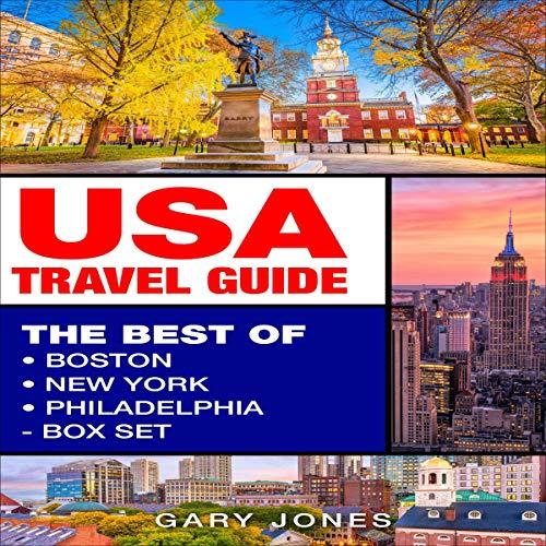 USA Travel Guide cover art