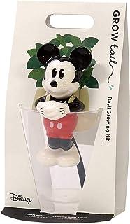 聖新陶芸 約8x7x15cm グローテール ミッキーマウス バジル WD-01