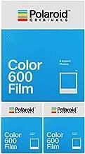 Polaroid Originals Instant Classic Color Film for 600 Cameras (3-Pack()