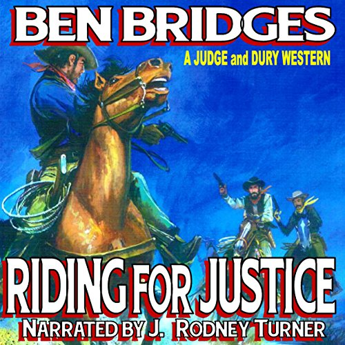 Riding for Justice cover art