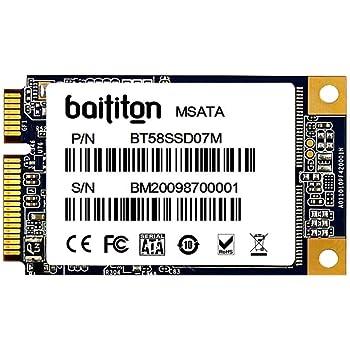 BAITITON MSATA III Disco Duro sólido Interno de Estado sólido ...