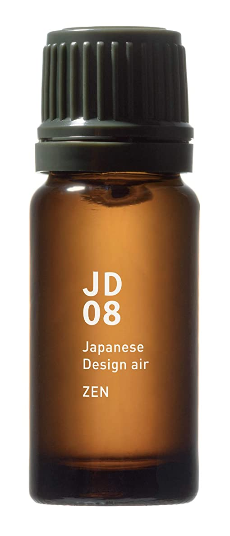 環境保護主義者ドラマ下に向けますJD08 禅 Japanese Design air 10ml
